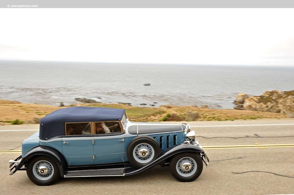 1932 Nash Advanced Eight History Pictures Value Auction Sales Research And News