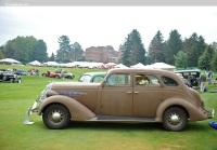 1936 Nash Ambassador image.