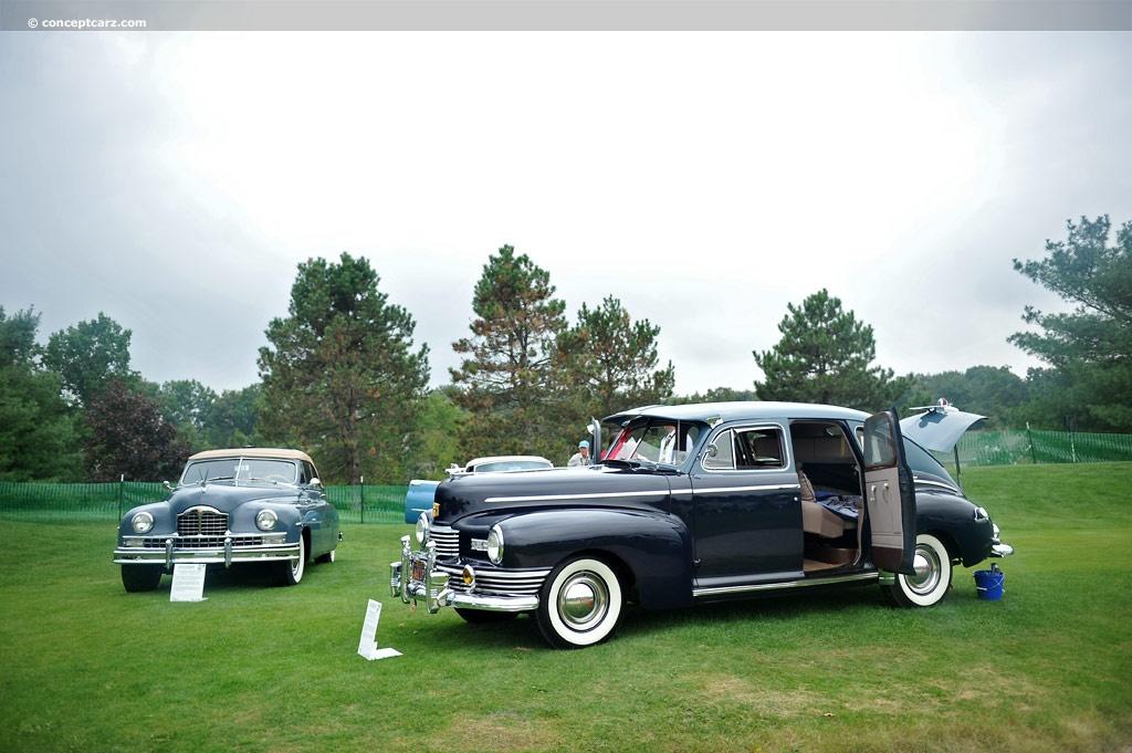 1946 Nash Ambassador Series 60 Image