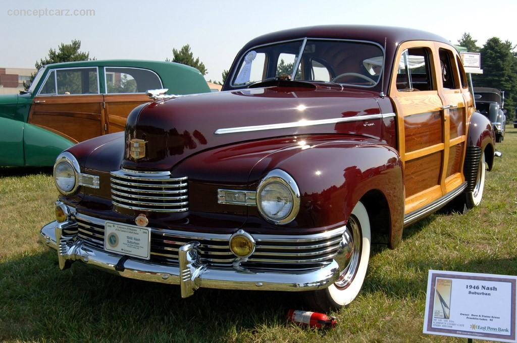 1946 Nash Ambassador Series 60 Image Https Www