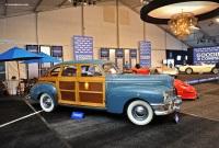 1947 Nash Ambassador.  Chassis number RE72874