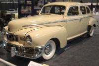1947 Nash Ambassador image.