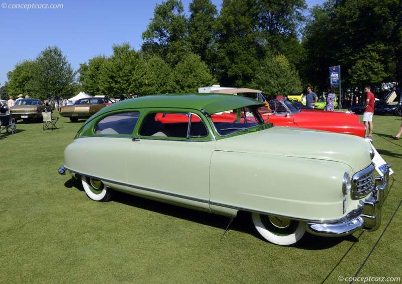 1950 Nash Statesman Series 40 pictures and wallpaper