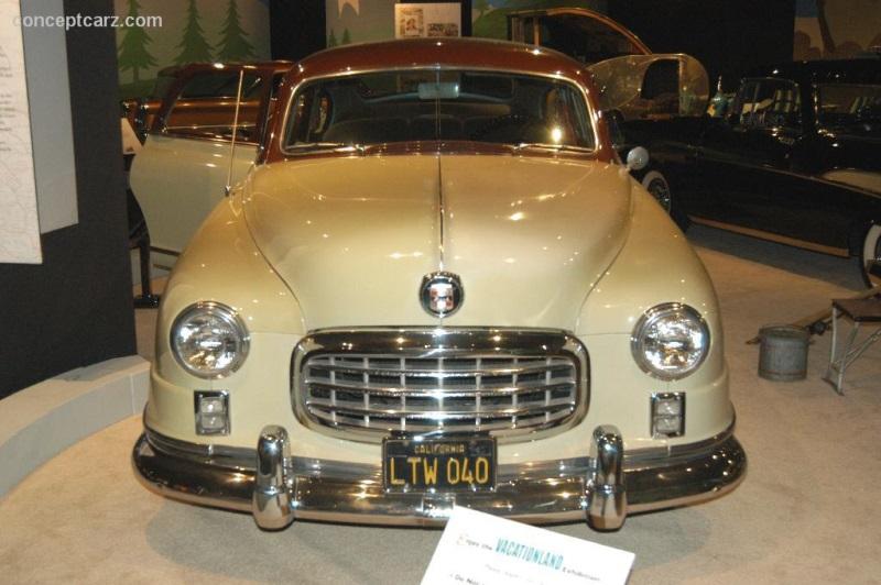 1950 Nash Ambassador Airflyte