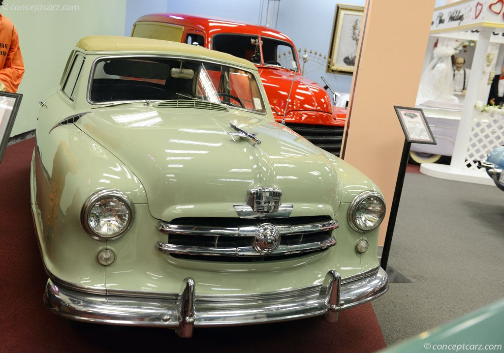 Antique Vintage Cars >> 1951 Nash Rambler History, Pictures, Value, Auction Sales, Research and News