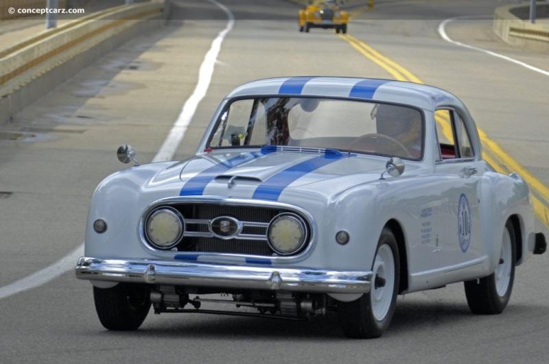1953 Nash Healey Pininfarina