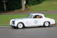 1953 Nash Healey Pininfarina image.