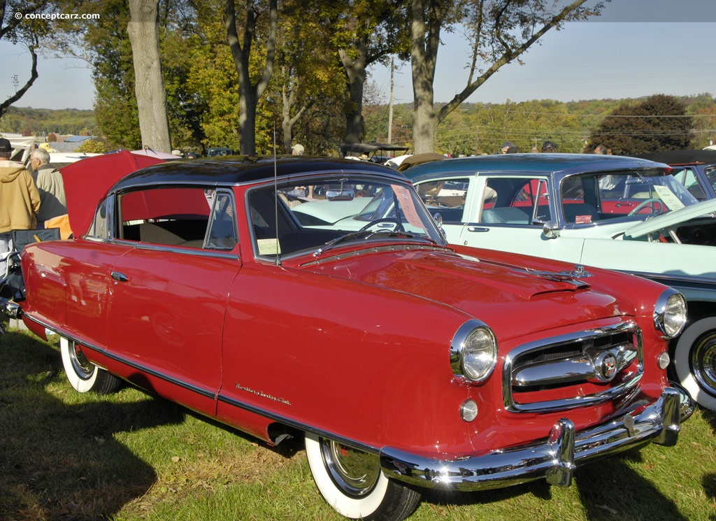 Auction Results And Sales Data For 1954 Nash Rambler Series 10 Conceptcarz Com