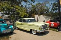1956 Nash Ambassador.  Chassis number V14698