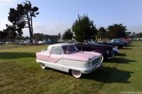 1960 Nash Metropolitan.  Chassis number E87014