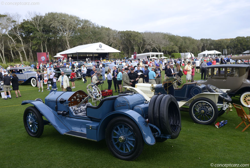 1913 National Series V At The Amelia Island Concours D