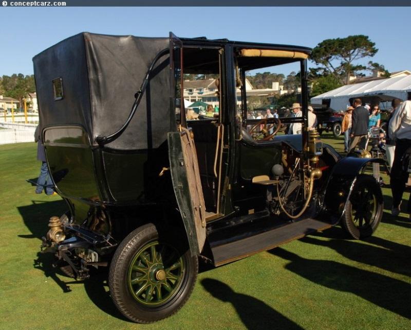 1907 Niclausse Type 2 Vinder