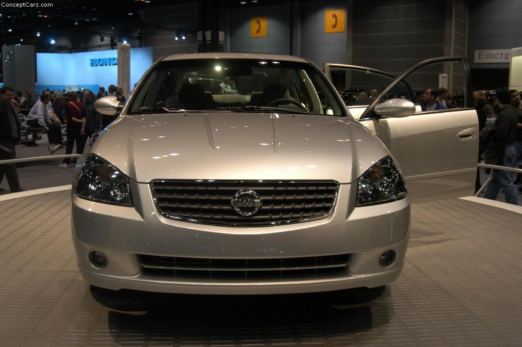 2005 Nissan Altima History Pictures Value Auction Sales