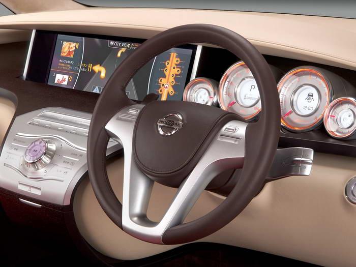 2005 Nissan Amenio Image Photo 11 Of 18