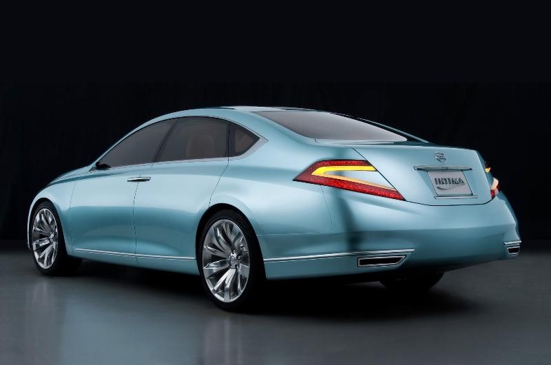 2007 Nissan Intima Concept Image Photo 17 Of 20