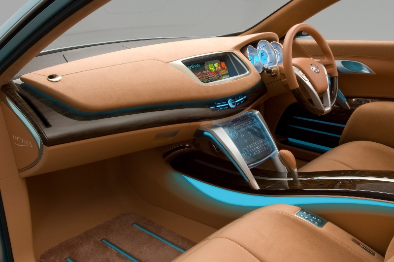 2007 Nissan Intima Concept Wallpaper And Image Gallery