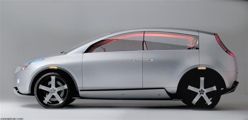 2004 Nissan Actic Concept Image Https Www Conceptcarz