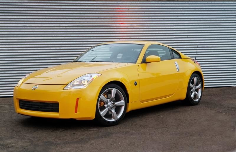 2005 Nissan 350z Image Photo 15 Of 49