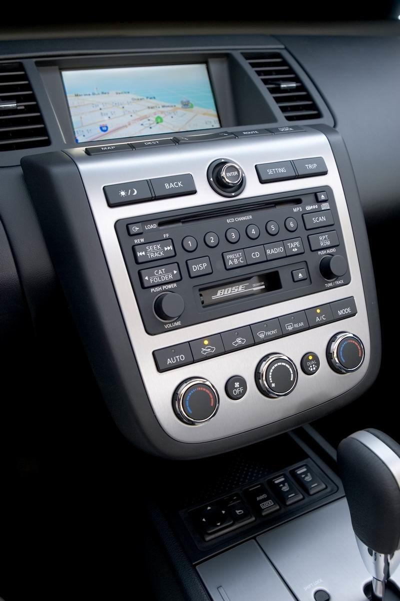 2005 Nissan Murano Thumbnail Image