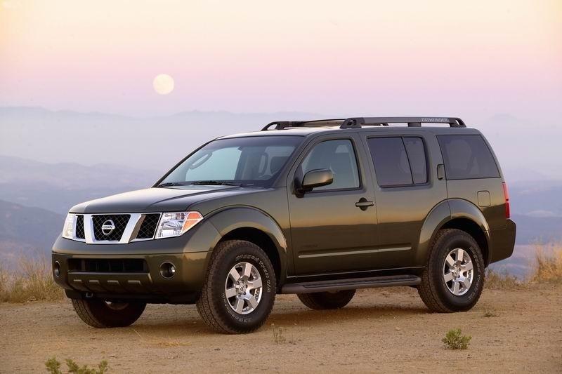 Nice 2010 Nissan Pathfinder Thumbnail Image