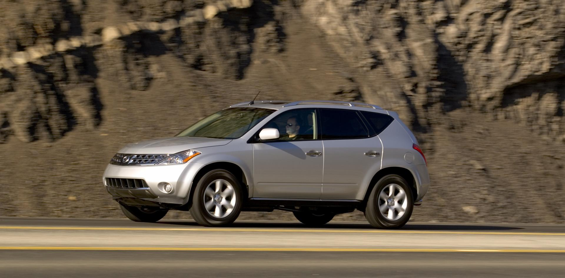 2007 Nissan Murano History Pictures Value Auction Sales