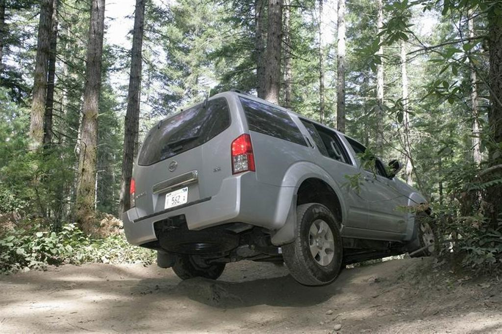 2007 Nissan Pathfinder Pictures History Value Research