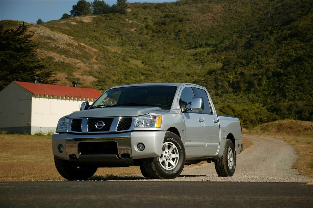 2007 Nissan Titan Pictures History Value Research News