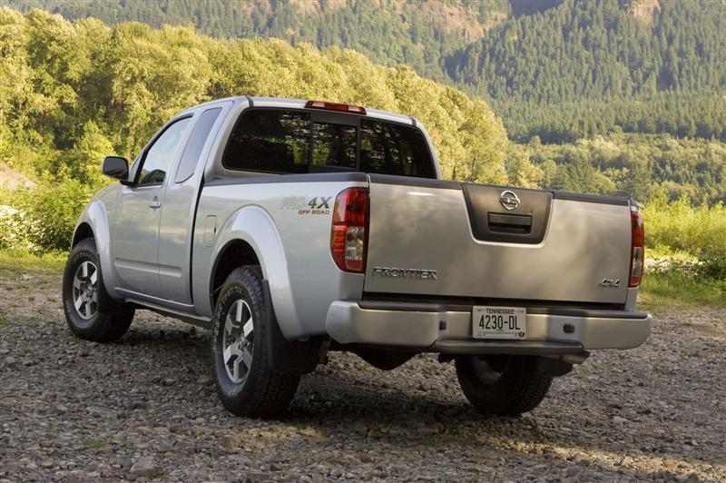 2009 Nissan Frontier Image Photo 15 Of 65