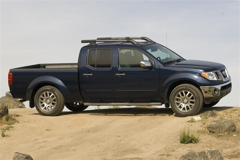 2009 Nissan Frontier Image Photo 60 Of 65