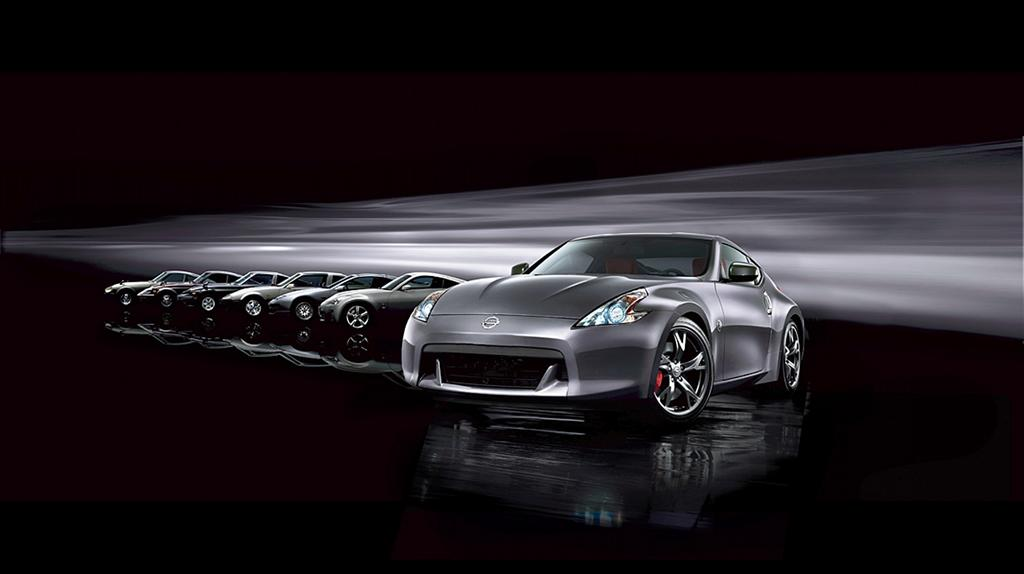 2010 nissan 370z 40th anniversary news and information. Black Bedroom Furniture Sets. Home Design Ideas