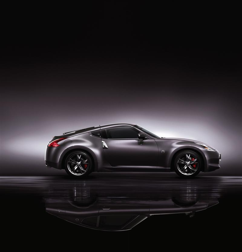 Affordable Sports Cars 2010: 2010 Nissan 370Z 40th Anniversary News And Information