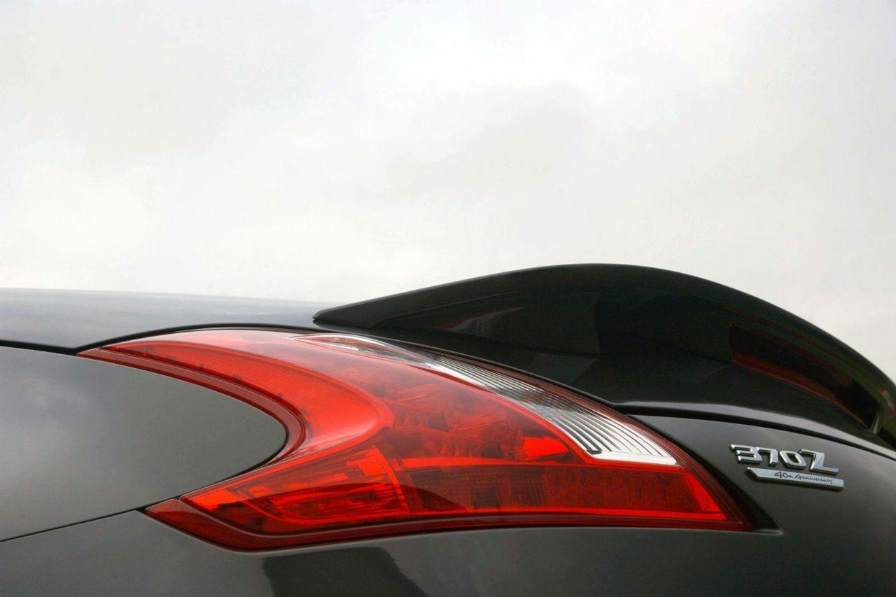 2010 Nissan 370Z Black Edition