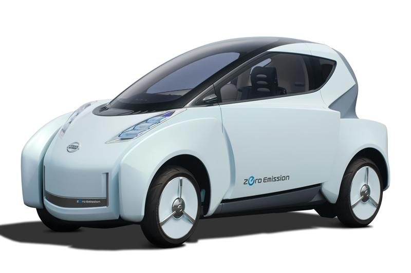 2010 Nissan Land Glider Concept News And Information Research And