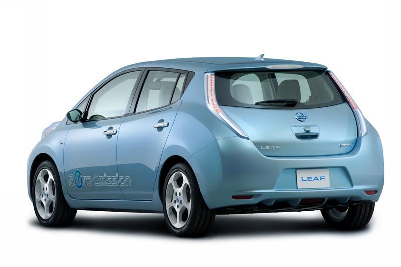2010 Nissan Leaf EV