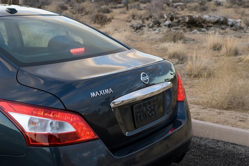 2010 Nissan Maxima