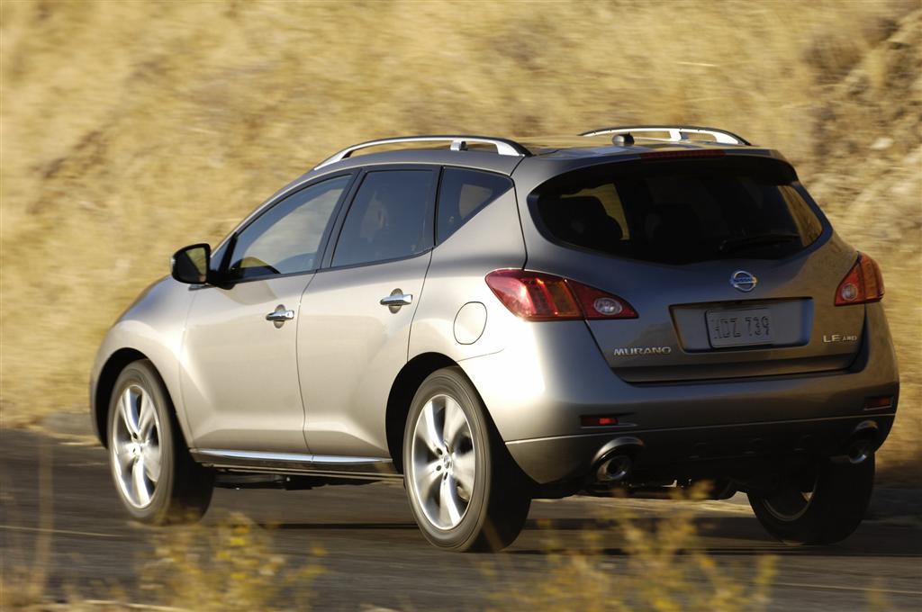 2010 Nissan Murano News And Information Conceptcarz Com