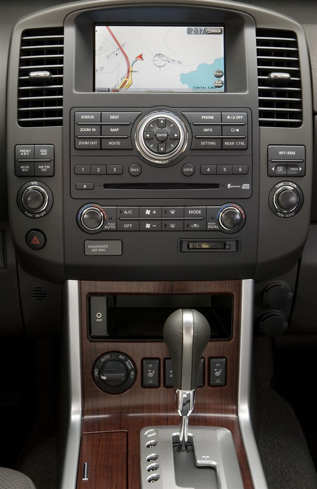 2010 Nissan Pathfinder News And Information