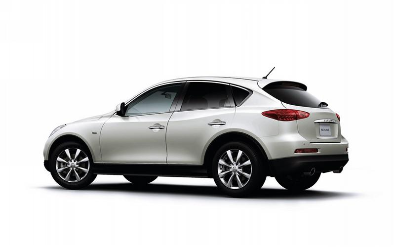 2010 Nissan Skyline Crossover News And Information