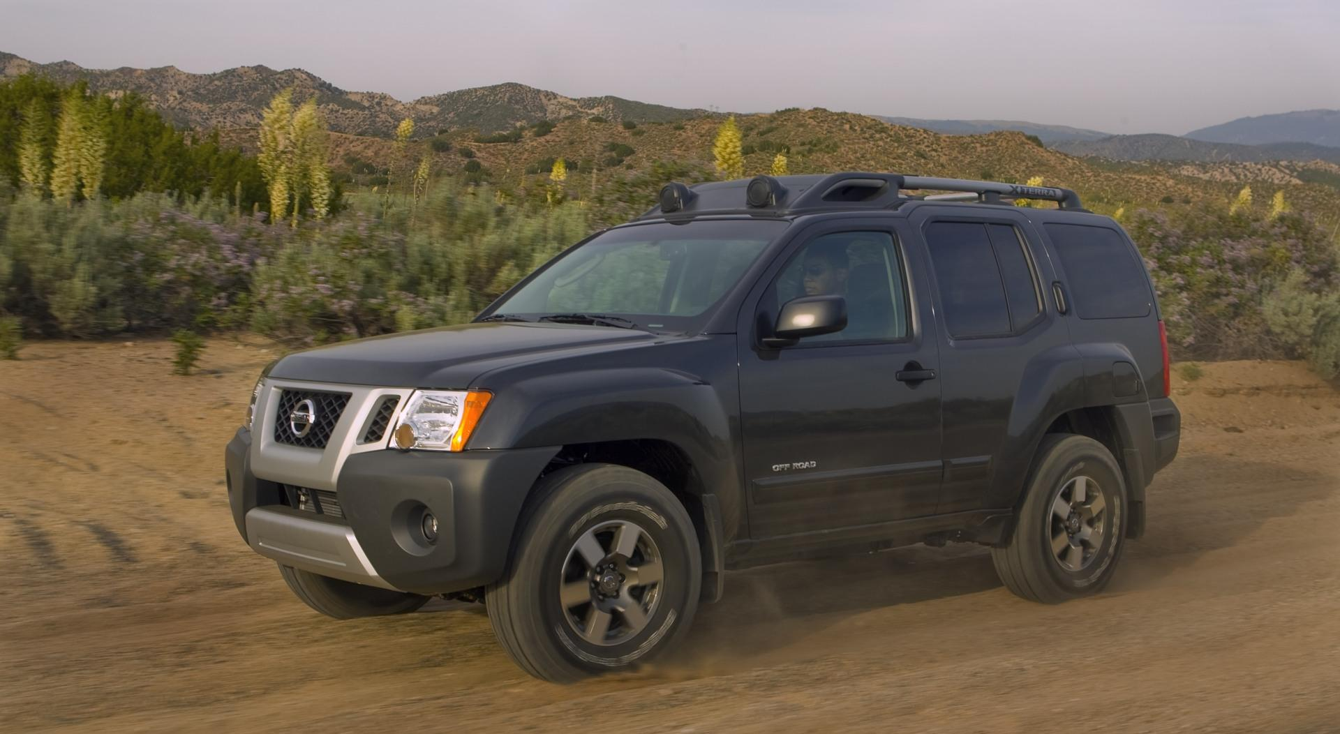2010 Nissan Xterra News and Information