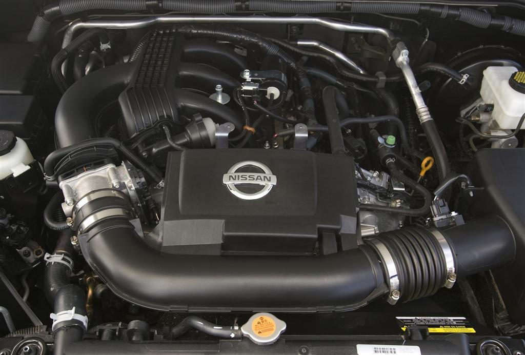 Nissan Xterra Image E