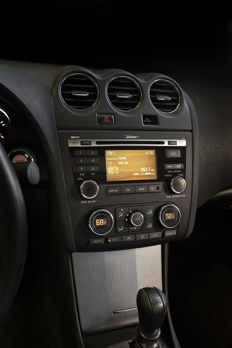 2018 Nissan Altima >> 2011 Nissan Altima Image. Photo 28 of 111