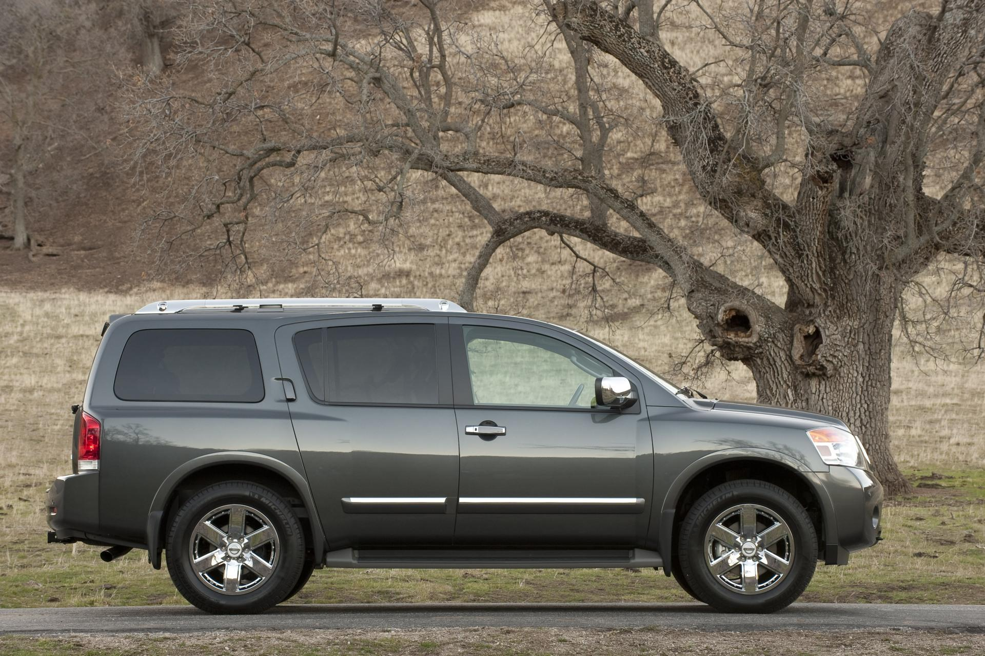 2011 Nissan Armada News and Information