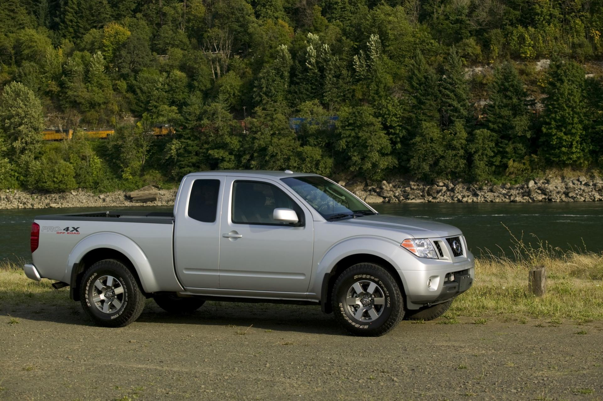 Nissan Frontier King Cab Bed Dimensions