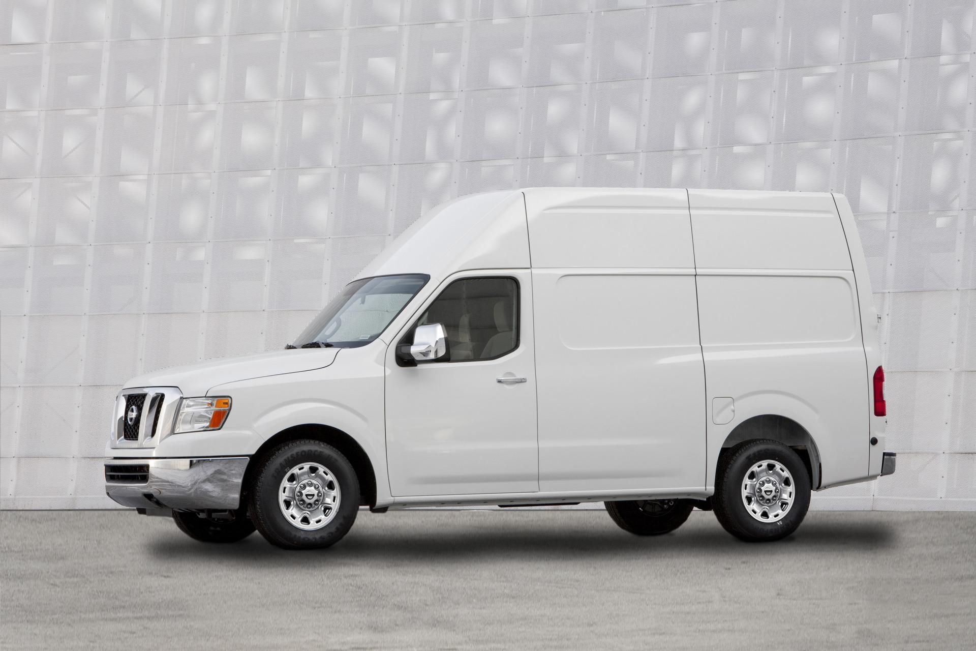 2011 Nissan NV News and Information