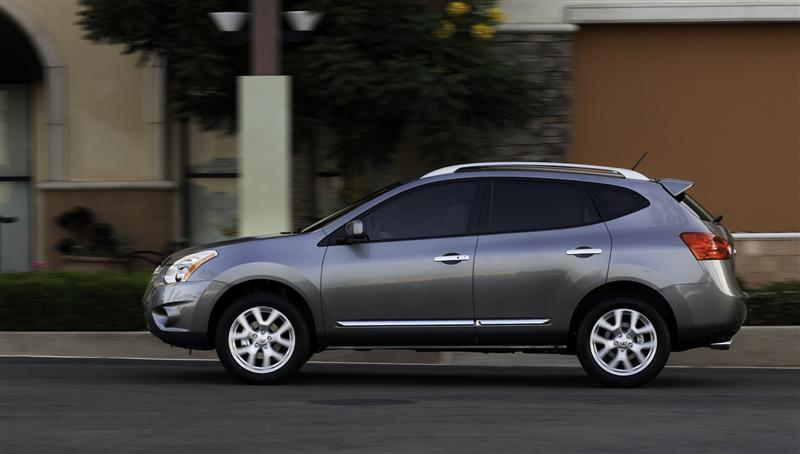 2011 Nissan Rogue News And Information Conceptcarz
