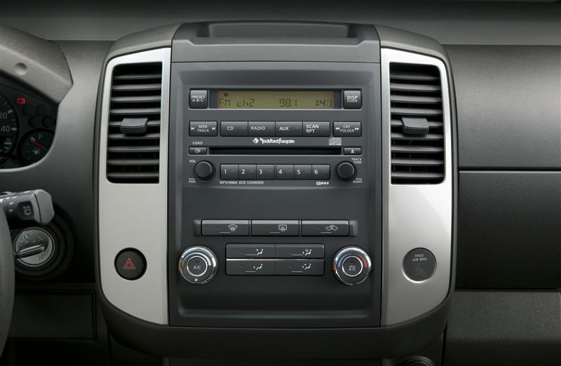 2011 Nissan Xterra