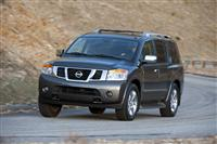 Nissan Armada Monthly Vehicle Sales