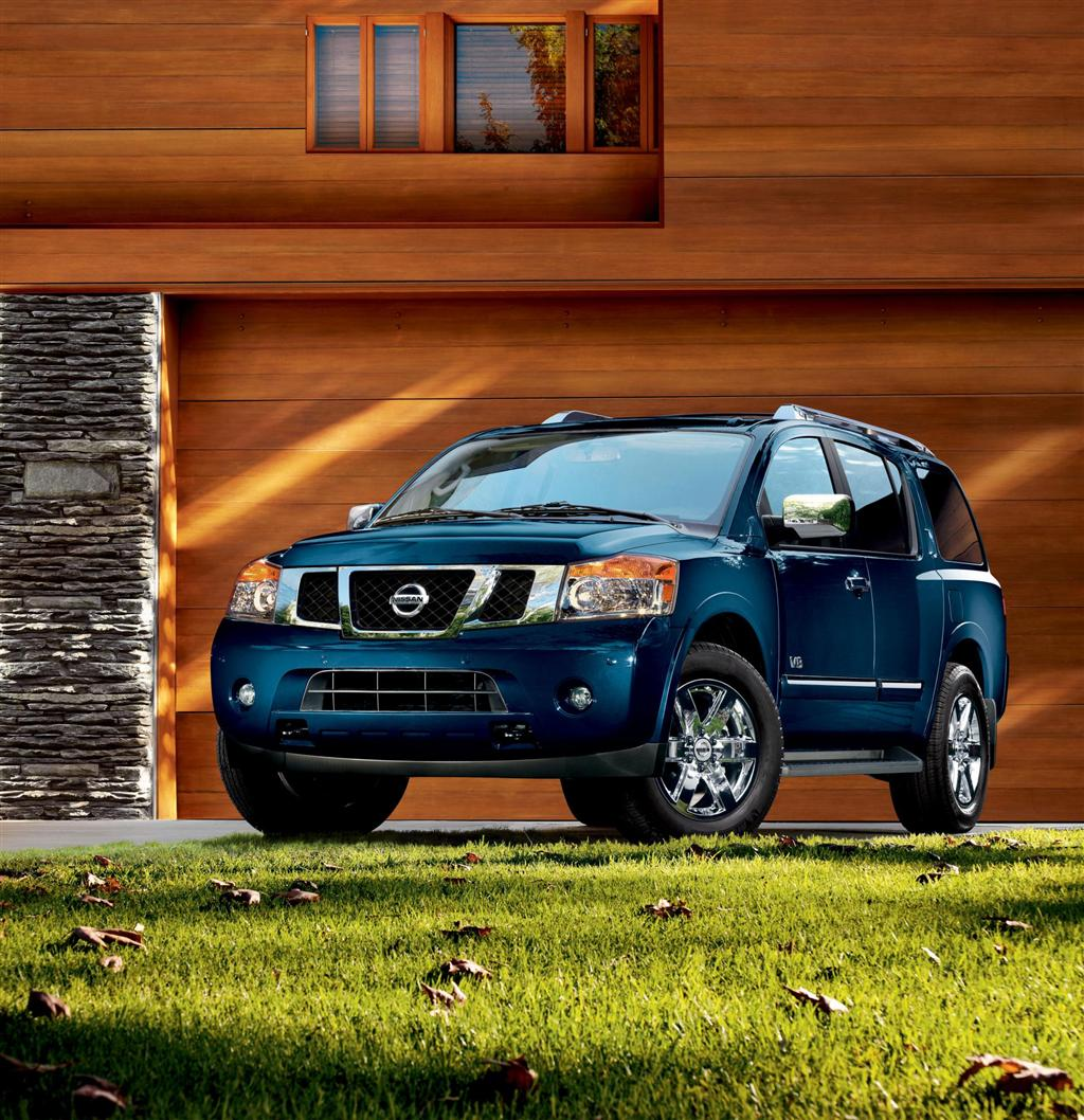 2019 Nissan Armada: 2012 Nissan Armada Image. Photo 9 Of 26