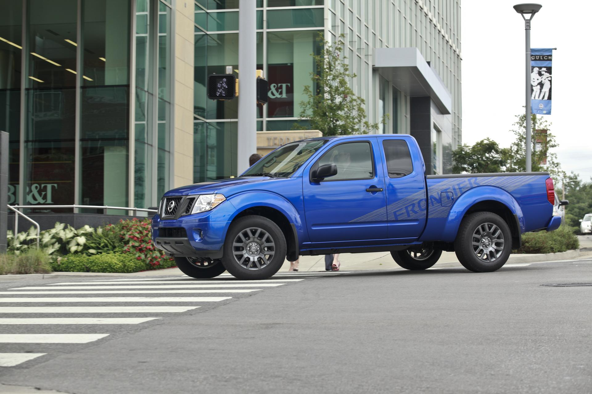 2012 Nissan Frontier News and Information - conceptcarz.com