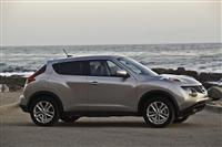 Nissan Juke Monthly Vehicle Sales